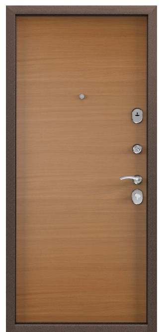 DELTA 07, Декоративная панель, —, Орех МДФ