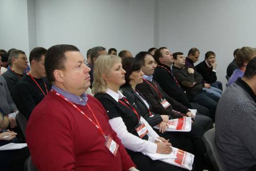 25 и 26 января 2012 года в Саратове состоялась ежегодная конференция крупнейших региональных партнёров компании «ТОРЭКС».