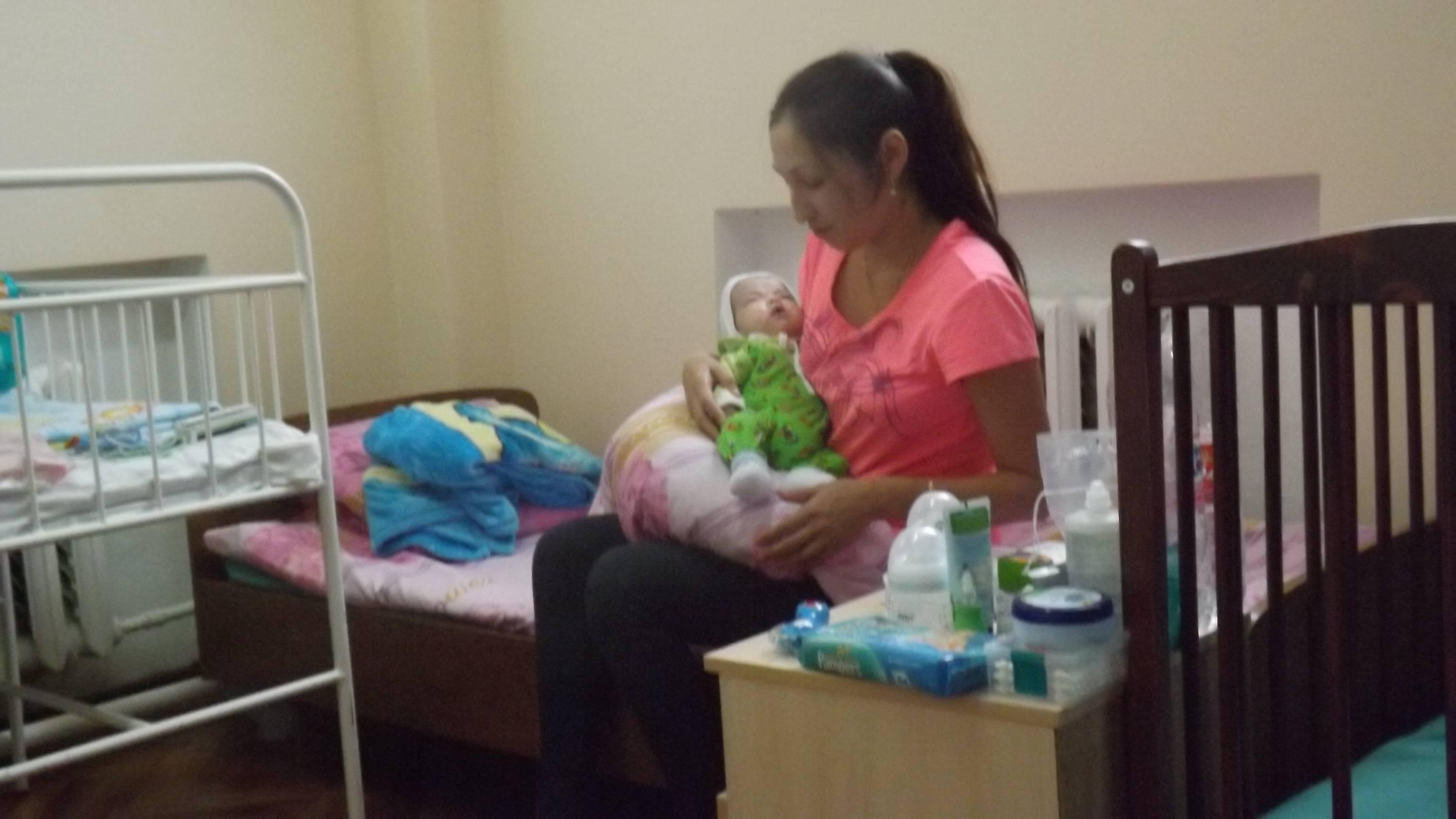 Детская больница №7 г.Саратова