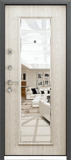 Входные двери с зеркалом в Саратове